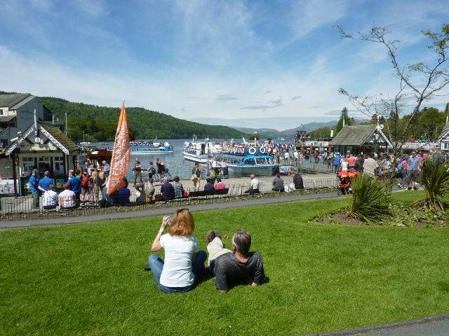 Bowness-on-Windermere Lakeside