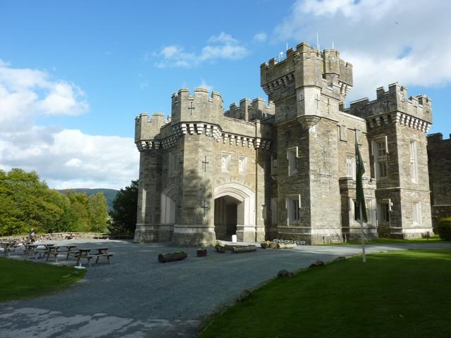 Wray Castle